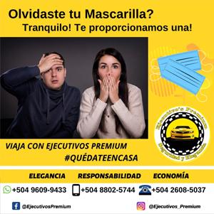 Taxis Ejecutivo's Premium